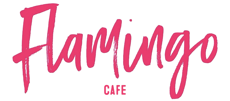 Flaming Bar and Cafe Logo
